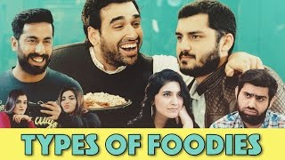 Types of Foodies | MangoBaaz