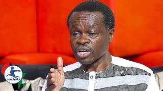 Prof Lumumba Reacts to Libya Slave Trade in Brutally Honest Speech