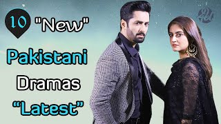 10 New Pakistani Dramas List 2020 | Latest