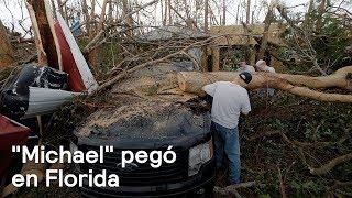 'Michael' toca tierra cerca de Mexico Beach, en Florida - Despierta Con Loret