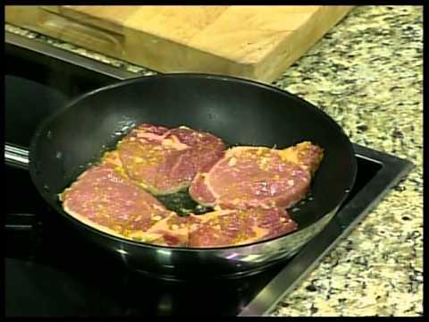 Sauteed Boneless Pork Chops