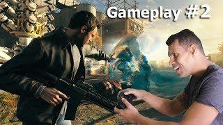 Quantum Break - Linha Dura Gameplay #2 No Xbox One X