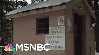 Legal Strategy Has Proven Record Against White Supremacist Groups | Rachel Maddow | MSNBC