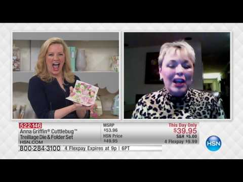 HSN | Anna Griffin Elegant Paper Crafting 7th Anniversary 01.10.2017 - 08 PM