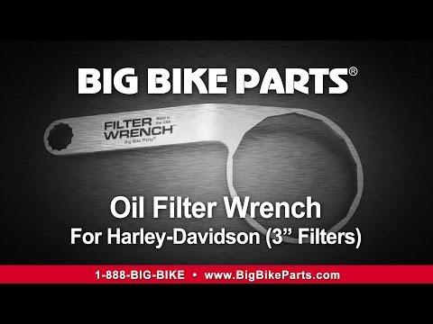 Oil Filter Wrench For Harley-Davidson