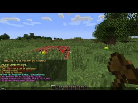 Minecraft: How-To Install & Configure WorldEdit 1.4.7