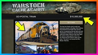 GTA Online Buying The Train, NEXT DLC Release Date & NEW Cars QnA - Stealth Vehicles & MORE! (GTA 5)
