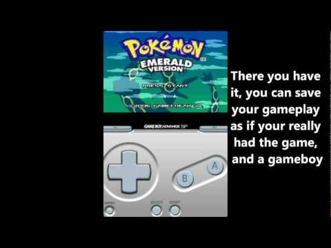 EASIEST way to get Pokemon on your iPhone/iPod for iOs 5 (free)