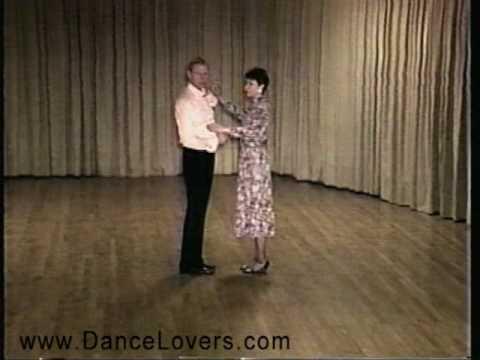 Learn to Dance the Foxtrot - Basic Step - Ballroom Dancing