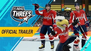 NHL 18 | NHL Threes Official Gameplay Trailer | Xbox One, PS4