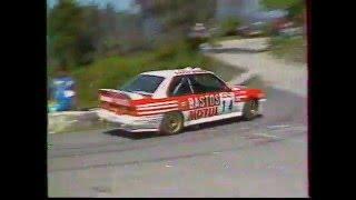 TOUR DE CORSE 1987 _ Résumé TV _ 2/2