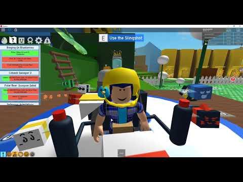 Roblox | Chơi Game max lầy | Bee Swarm Simulator | Tuấn reviews