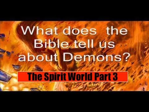 Seminar Spirit World Part 3 052617: Double Minded, Dysphasia, NTD, Unclean Spirits, Transfer Spirits