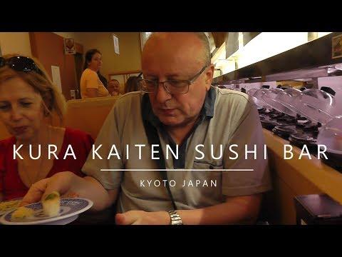 Japan, Kyoto - Kura Kaiten Sushi Bar (2018)