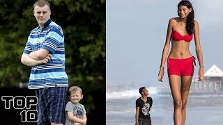 Top 10 Tallest Teenagers In The World