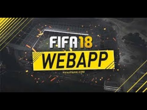 FIFA 18 WEB APP! OPENING PACKS AND EASY TRADING PROFITS! FIFA 18 Road To Glory?