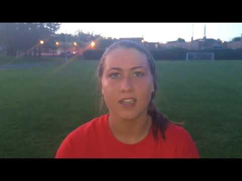 Lara Wheeler talks about Grand Blanc's first KLAA girls soccer title