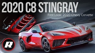 2020 C8 Corvette Reveal: Chevy's mid-engine supercar hunter