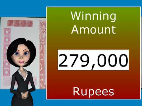 Proof of Winning 7500 Rupees Prize Bonds - Check 72nd Draw List
