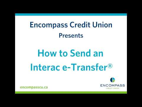 How to Send an Interac e-Transfer®