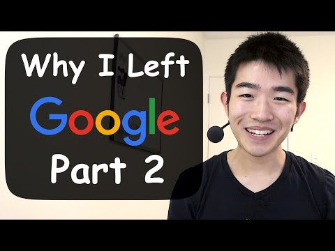 Why I Left Google To Be A YouTuber FULL-TIME (and NOT part-time!)