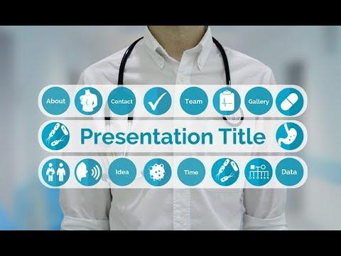 Medical Card - Presentation Template for Prezi