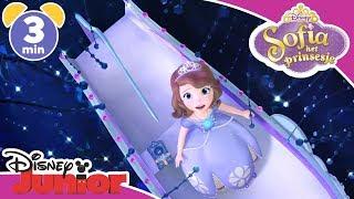 Sofia het Prinsesje | Magisch Moment: Geheime doorgang | Disney Junior NL