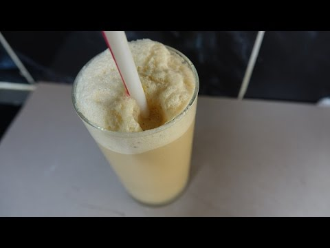 How make you simple coffee milkshake?