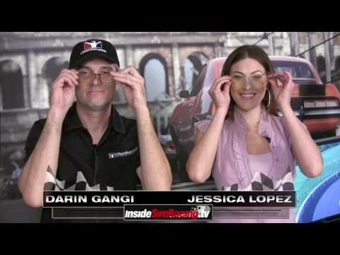 NASCAR 2011 The Game First Look & Gunnar Glasses
