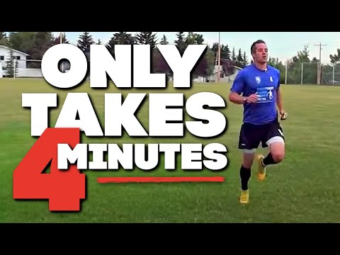 How To Get Fit For Soccer Season | That Was Hard!