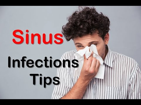 How To Treat With Sinus Infection And Sinus Infection Treatment