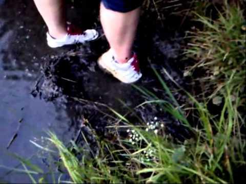 Nike Water-Bath (shoe-distress)