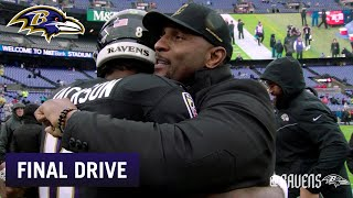 Ray Lewis' Advice for Lamar Jackson | Ravens Final Drive