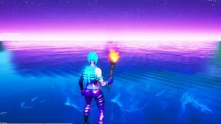 How To MAKE The WATER Island In Fortnite Creative