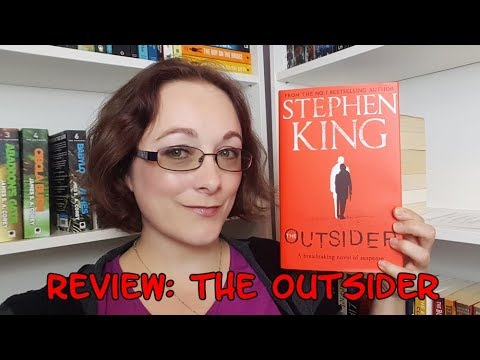 Book Review #108 - The Outsider by Stephen King