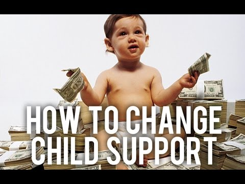 How to Change Child Support (Self Rep Legal Info)