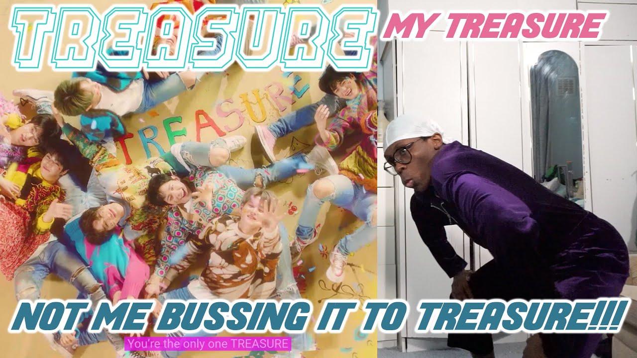 TREASURE - MY TREASURE MV REACTION   HARUTO DON'T WANT THESE PROBLEMS!!! 😫😤🙈