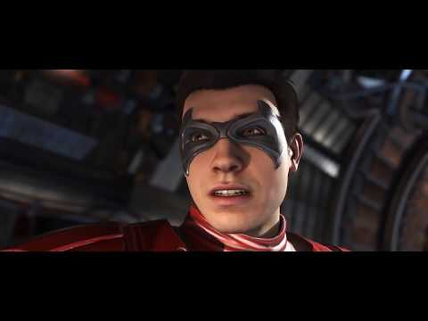 Injustice 2 Let's Play - Part 11 (Ft. LOL MAN)