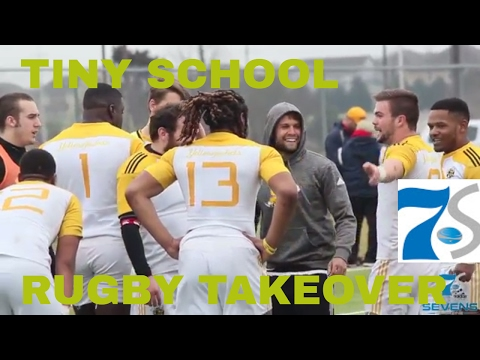 The Tiny School Rugby Takeover | AIC Coach ROB GUIRY