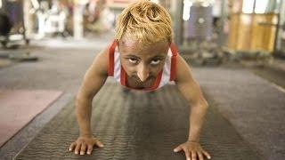 Dünyanın ən balaca bodibilderi ''Aditya Romeo Dev''