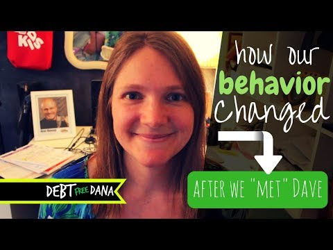7 Behavior Changes We Made on The Dave Ramsey Plan
