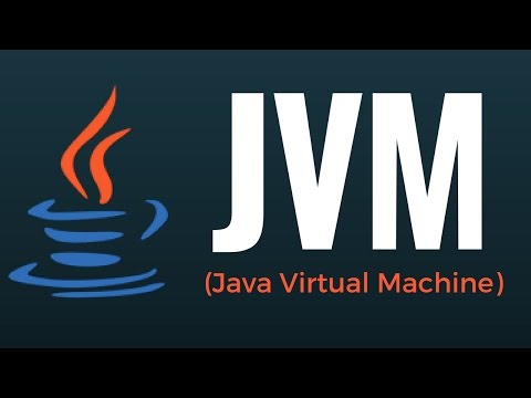 What is JVM (Java Virtual Machine)? with Architecture: JAVA Programming Tutorial