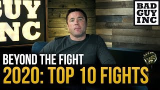 Top 10 UFC fights that need to happen in 2020...