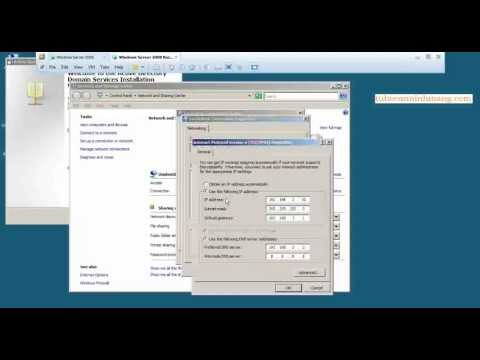 Step By Step: Addition DC on Windows Server 2008