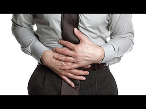 Stomach ulcer - Food only cure.