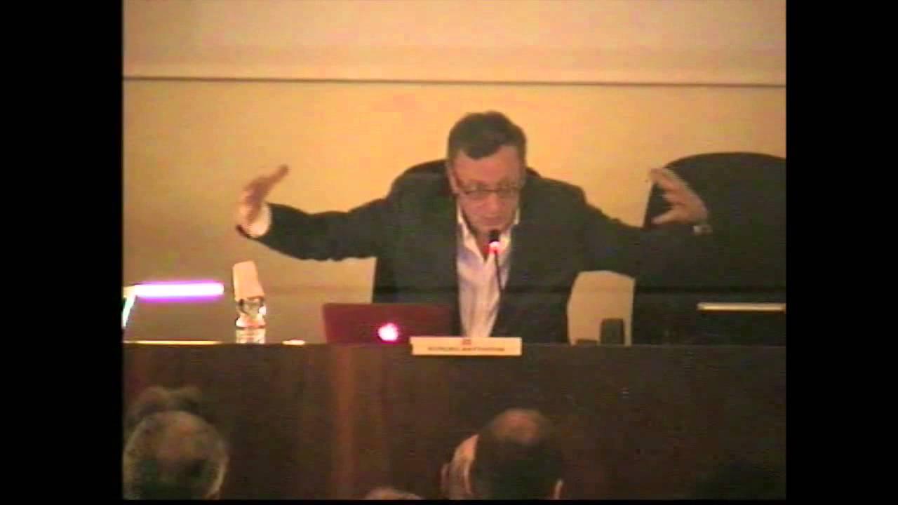 Roberto Battiston – Uno sguardo ai limiti della conoscenza