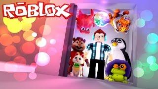 Roblox - ELEVADOR MUITO DOIDO !! (Roblox Elevator Adventure)