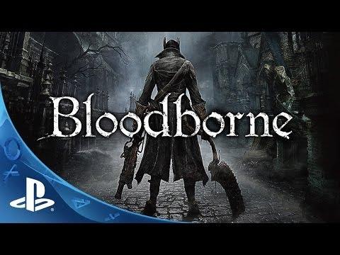 Bloodborne announced at E3