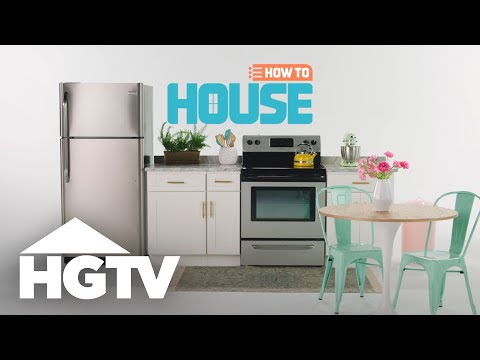 How to Clean an Oven Naturally - How to House - HGTV