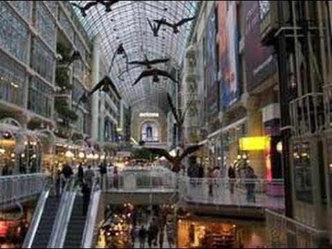 Toronto - Eaton Centre And PATH
